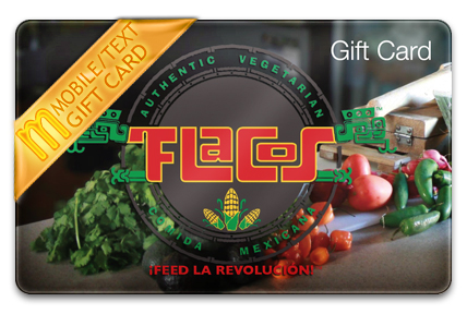 Flacos M-Gift Card